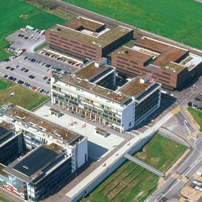 Flachdach Neubau in Root der Arnet Flachdach GmbH